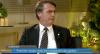 """""""Entrei bem preparado e pretendo ganhar no 1º turno"""", diz Jair Bolsonaro"""