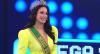Miss Brasil 2020 Julia Gama explica como foi coroada de maneira online