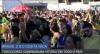 Brasileiros sofrem, mas vibram com vitória da seleção