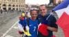 Croatas e Franceses se preparam dentro e fora de campo para a final da Copa