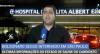 Flávio Bolsonaro afirma que pai pode receber alta até sexta-feira (28)