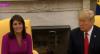Embaixadora dos EUA na ONU, Nikki Haley, pede demissão