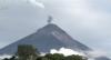 Vulcão entra em erupção pela 5ª vez na Guatemala