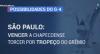 Briga pelo G-4 marca a última rodada do Brasileirão