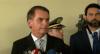 Bolsonaro recebe importante conselheiro de Donald Trump em sua casa