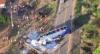 Seis pessoas morrem em batida de ônibus no Ceará