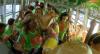 Trem leva passageiros para viagem com muito forró pé de serra em Recife