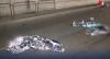 Dois homens morrem após serem atingidos no pescoço por corda de nylon
