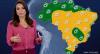 Previsão do tempo: Tempo seco predomina pelo país na quinta (29)