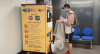 Metrô de Roma faz ação para estimular reciclagem entre passageiros