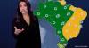 Previsão do tempo: Salvador terá clima chuvoso na quinta-feira (3)