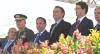 Bolsonaro participa da formatura de sargentos da PM de São Paulo
