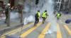 Hong Kong tem terceiro dia seguido de confrontos