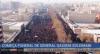 Multidão se reúne para funeral do general Qassem Soleimani