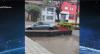 Após fortes chuvas, moradores de SP se protegem contra enchentes