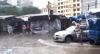 Chuvas em São Paulo provocam alagamentos e queda de árvores