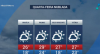Capital paulista terá sol ao longo do dia na quarta-feira (22)