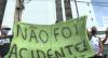 PE: Protesto pede justiça por morte do menino Miguel