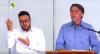 Covid-19: Bolsonaro inaugura hospital de campanha em Goiás