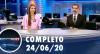 Assista à íntegra do RedeTV News de 24 de junho de 2020