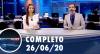Assista à íntegra do RedeTV News de 26 de junho de 2020