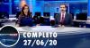 Assista à íntegra do RedeTV News de 27 de junho de 2020