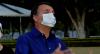 Bolsonaro conversa com apoiadores em frente Palácio do Planalto