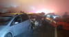 Engavetamento deixa oito mortos no Paraná