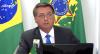 """Bolsonaro diz que é mentira que floresta amazônica esteja """"ardendo em fogo"""""""
