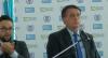Presidente Jair Bolsonaro visita o BOPE no Rio de Janeiro