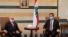 Ex-presidente Michel Temer entrega ajuda brasileira ao Líbano