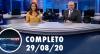 Assista à íntegra do RedeTV News de 29 de agosto de 2020