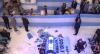 Velório de Maradona é encerrado após confusão