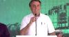 Bolsonaro participa de inauguração de trecho da ferrovia norte sul