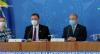 Bolsonaro participa de reunião do Comitê de Crise da covid