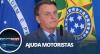 Bolsonaro lança pacote de incentivos para caminhoneiros