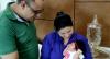 Bebê nasce com anticorpos contra a Covid-19 no Acre