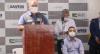 Marcelo Queiroga inicia vacinação de portuários em Santos