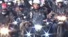 Bolsonaro participa de passeio de moto com apoiadores em Porto Alegre