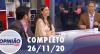 Opinião no Ar (26/11/2020) | Completo
