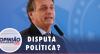 """Delegado Palumbo diz que decreto de armas é """"mais uma questão política"""""""