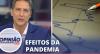 PIB 2020 no Brasil: Lacombe diz que queda ficou abaixo do previsto
