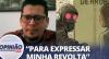 "Luciano Cunha sobre ""O Doutrinador"": ""Expressar minha revolta com política"""