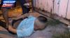 Jovem de 16 anos tenta fugir, mas é capturado por tráfico de drogas