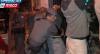 Grupo de suspeitos se dispersa com chegada da polícia