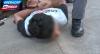 Ladrão chora e jura ser inocente em roubo à residência