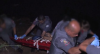 Ladrão é baleado após efetuar disparos contra a polícia