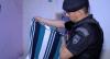 """Ladrão """"vacila"""" e roupa usada em roubo entrega participação no crime"""