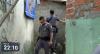 Policiais realizam caçada às drogas no Operação de Risco deste sábado (12)