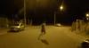 Traficante tenta fugir e assume desespero com a chegada da polícia